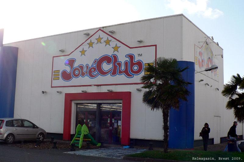 Trouver un magasin JouéClub