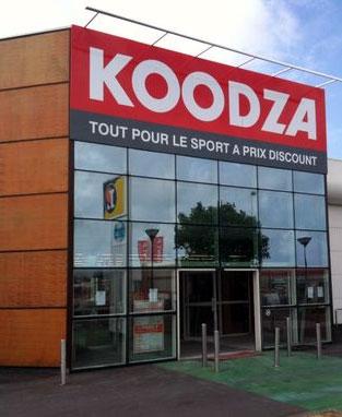Les magasins Koodza