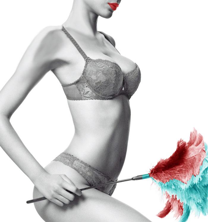 les magasins de lingerie