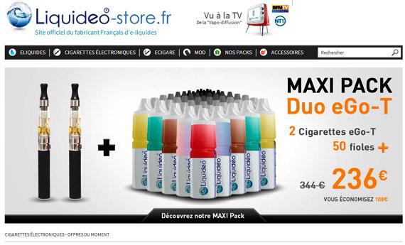magasins Liquideo-store