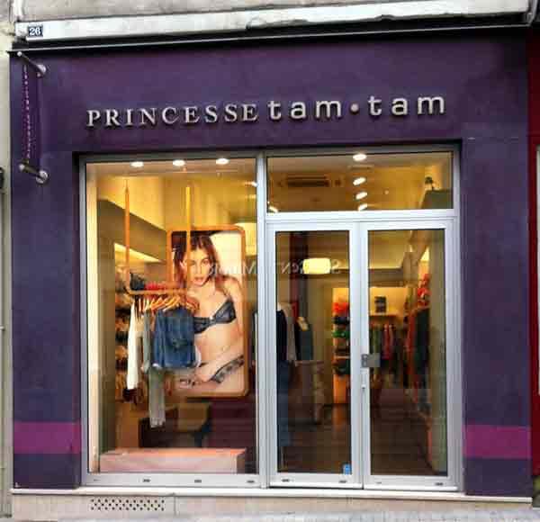 le magasin princesse tam.tam