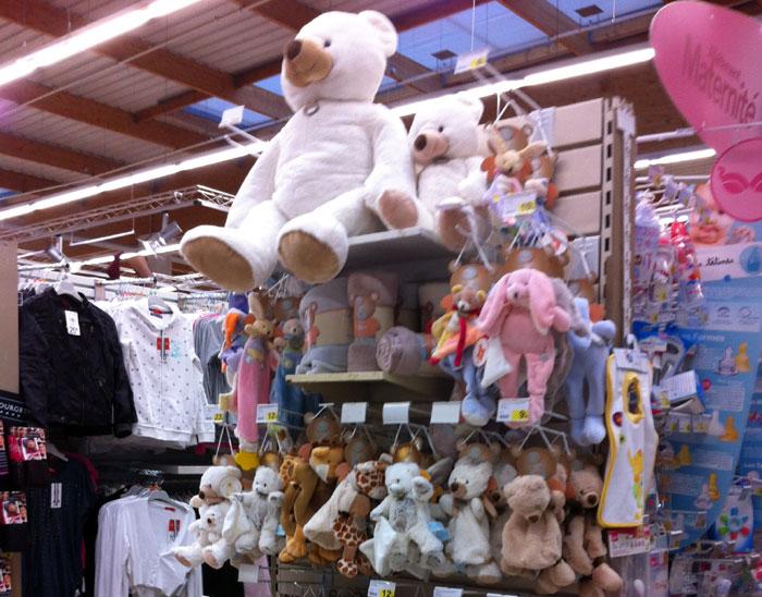 les magasins de jouets en France