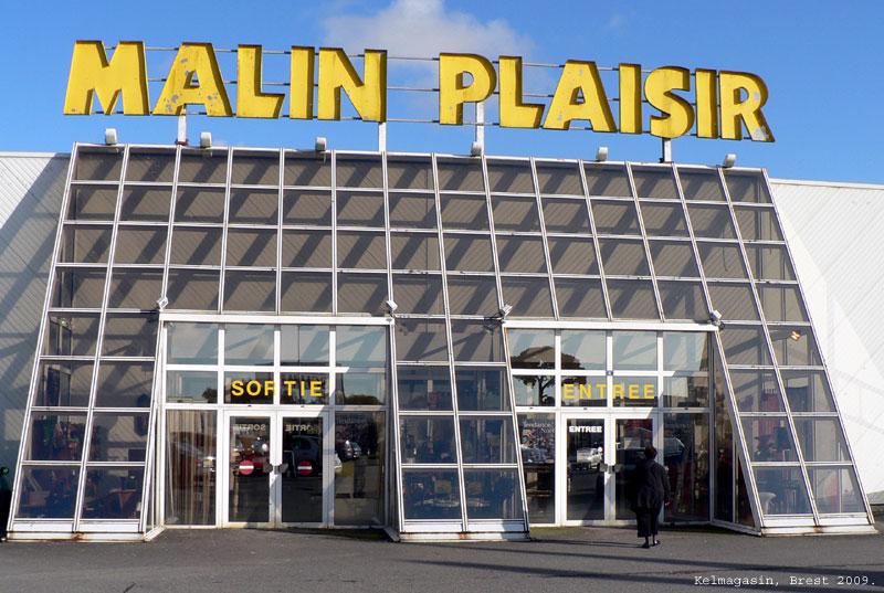 Les magasins Malin Plaisir