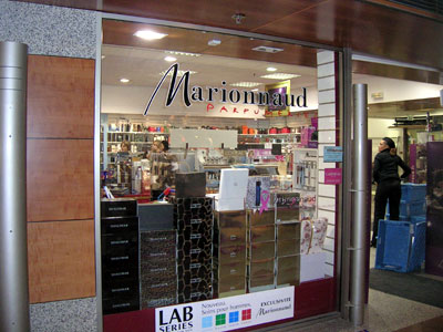 trouver une parfumerie Marionnaud