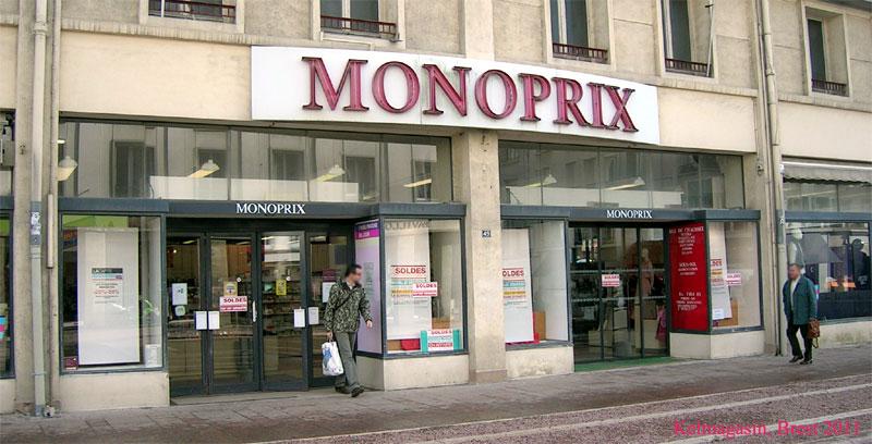 Monoprix de Brest