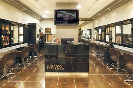 trouver un salon de coiffure Niwel