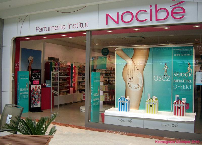 Les magasins et les promos Nocibé