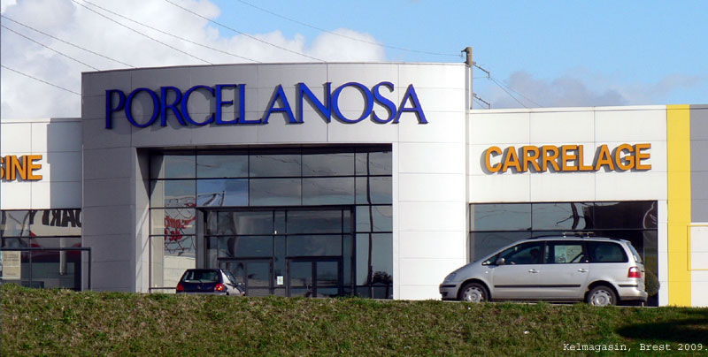 Trouver un magasin Porcelanosa