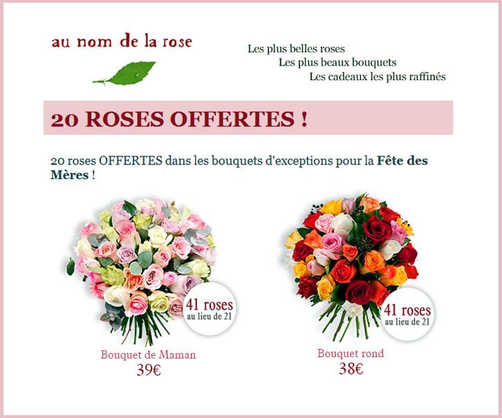 Les fleuristes au nom de la rose en france - Au nom de la rose fleuriste ...