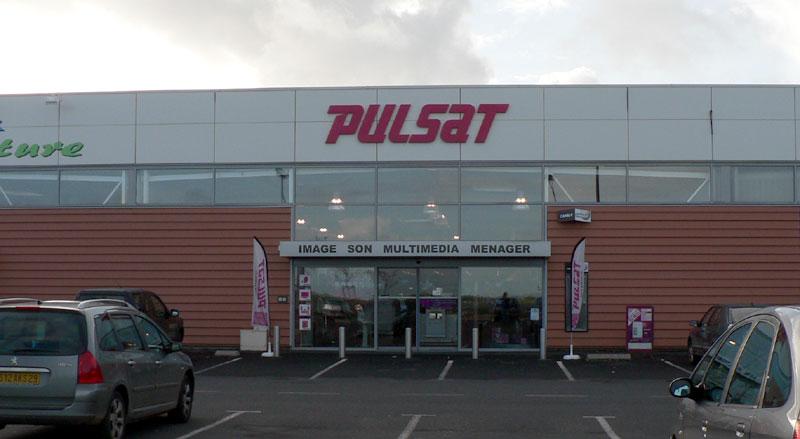 trouver un magasin Pulsat