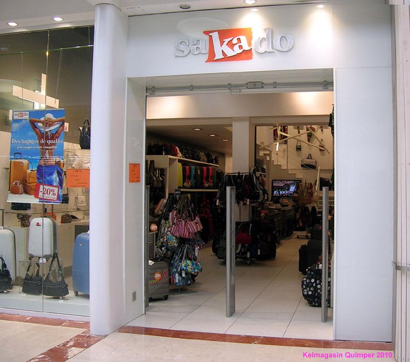 Les magasins Sakado
