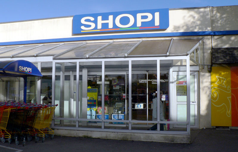 Les magasins et promos Shopi