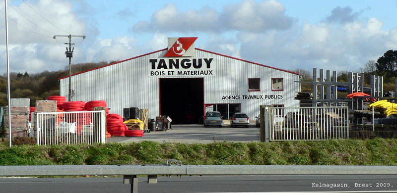 Trouver un magasin Tanguy