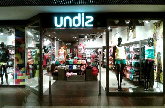Trouver un magasin Undiz