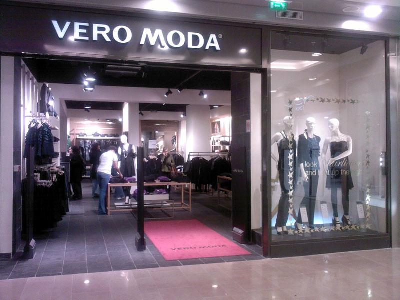 Les magasins et promos Vero Moda